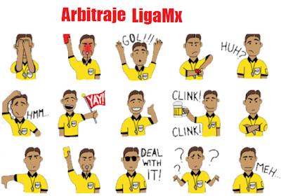 Arbitraje para la jornada 16 del futbol mexicano