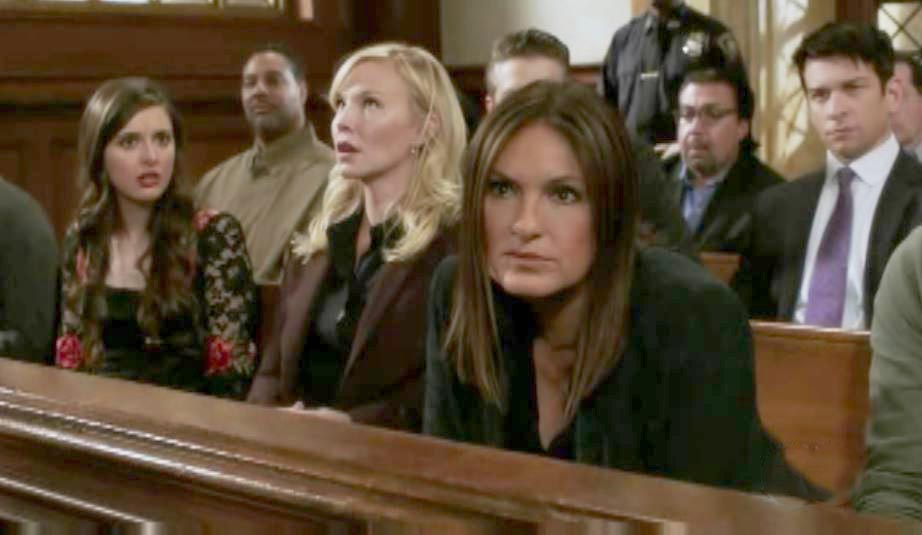 """All Things Law And Order: Law & Order SVU """"Star-Struck"""