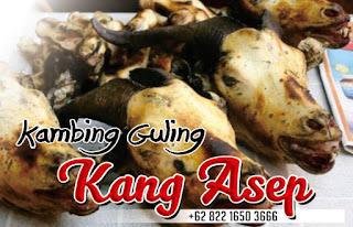 jual kepala dan kaki kambing di Bandung