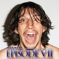 Adam Driver ¿de la serie Girls al nuevo film de Star Wars?