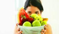Makanan sehat saat haid