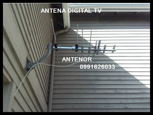 antena de television terrestre