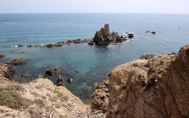 Arrecife de las Sirenas. Cabo de Gata