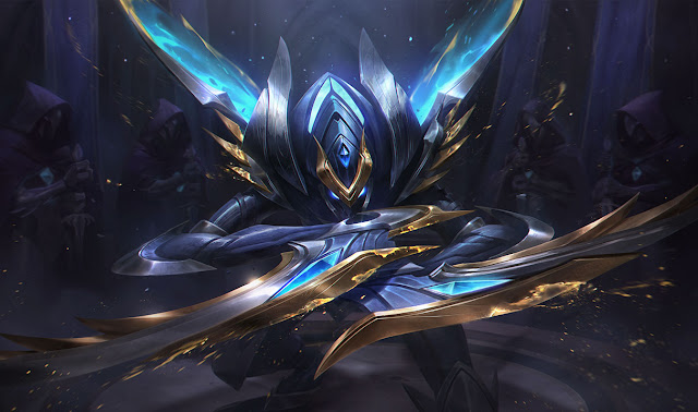 Zed Galaxy Slayer Wallpaper Hd 4k: Surrender At 20: 9/11 PBE Update: Championship Kha'Zix