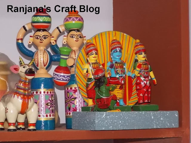 Channapatna dolls