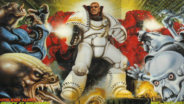 Space Crusade - A Retro Review