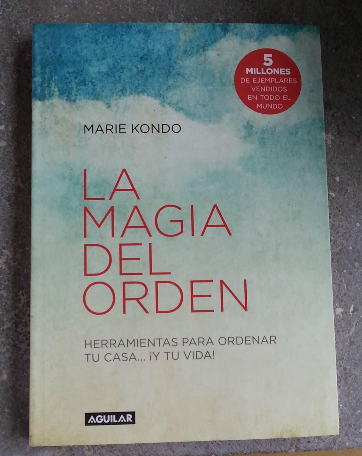 La magia del orden y la costura qu puedo hacer con esto - Libro orden japonesa ...