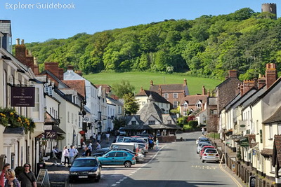Dunster Most beautiful village in England