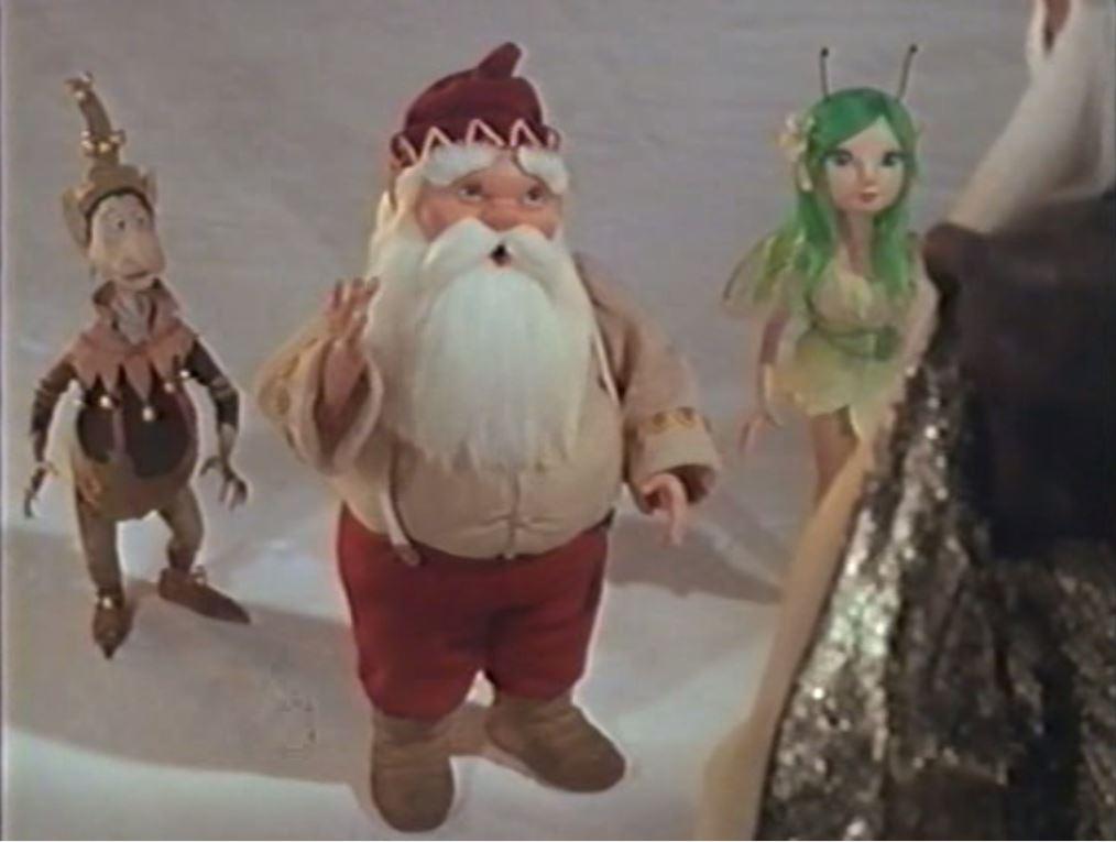 La Vida y Aventuras de Santa Claus 1985 (Dual Latino)