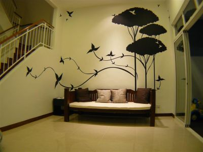 Creative Wall Painting Designs