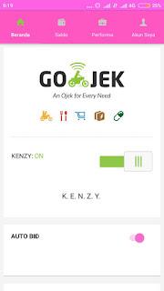 Mod Gojek Gacor V.290 yang terbaru