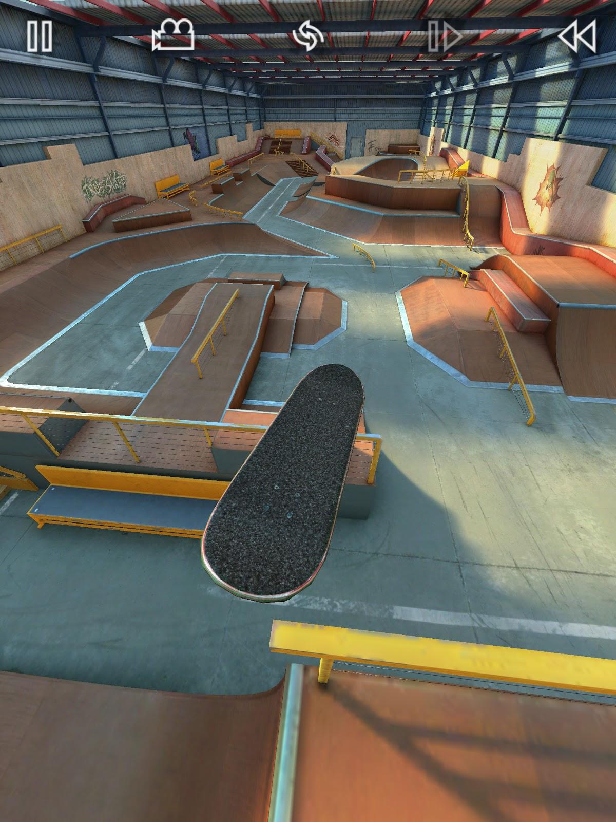 🔥 True Skate MOD apk Free Unlock All Maps