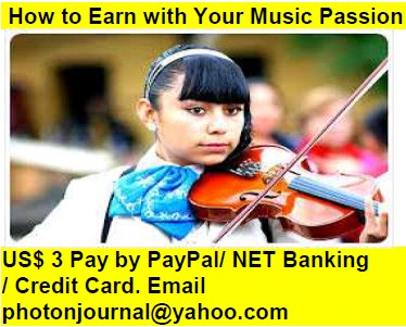 How to Earn with Your Music Passion