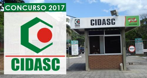 Apostila Concurso CIDASC 2017