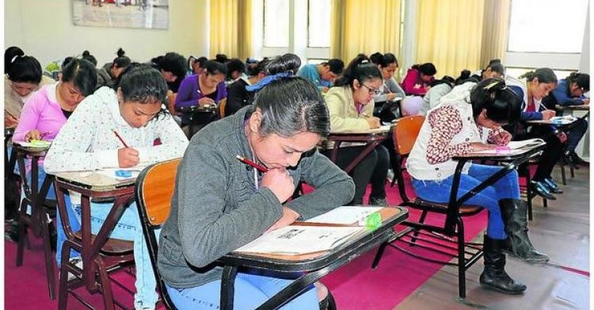 Admisión UNCP: Cerca de 1200 vacantes oferta la Universidad Nacional del Centro del Perú para el examen de admisión 2017-1 - www.uncp.edu.pe