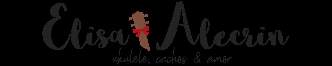 Elisa Alecrin » Ukulele, Cachos e Amor