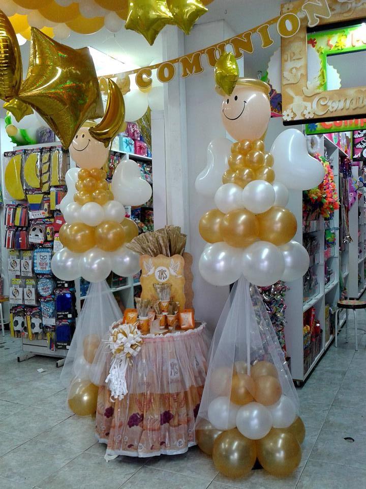 Fiestas y detalles primera comunion for Fiestas comunion decoracion