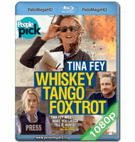 WHISKEY TANGO FOXTROT (2016) FULL 1080P HD MKV ESPAÑOL LATINO 5.1