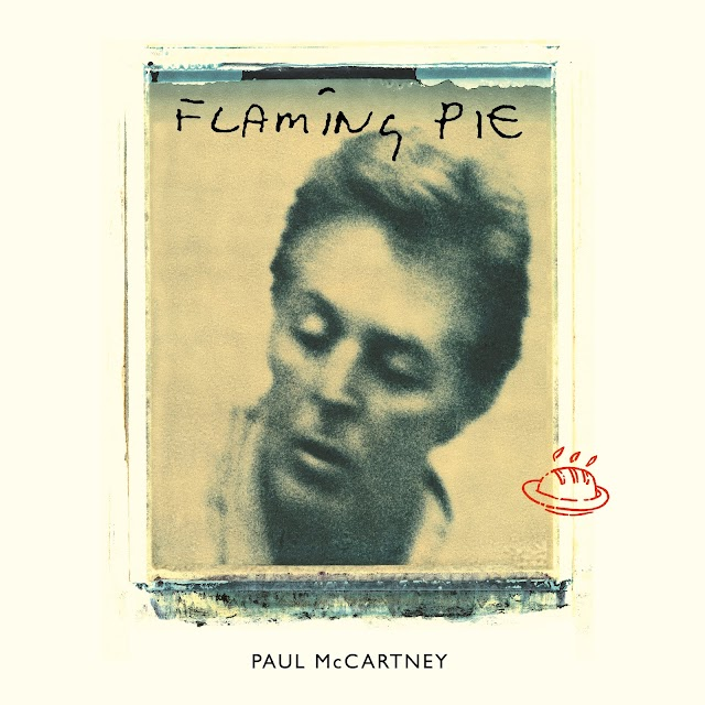 Flaming Pie de Paul McCartney, decimotercer album del Archive Collection