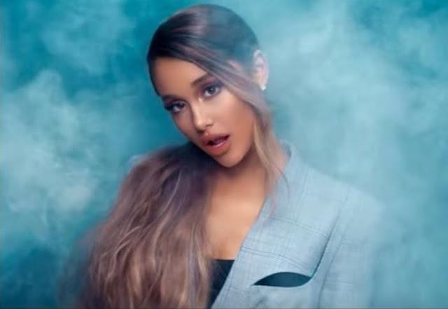 Ariana Grande Premieres 'breathin' Music Video