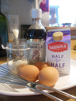 Christmas Morning Egg Nog, part of our December blitz of recipes!