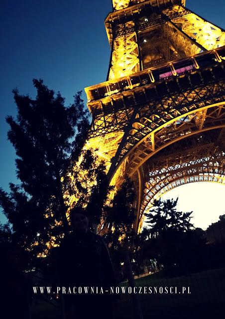 paryż wieża