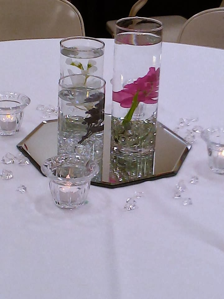 Forevermore Wedding Decor Vases Candles And More