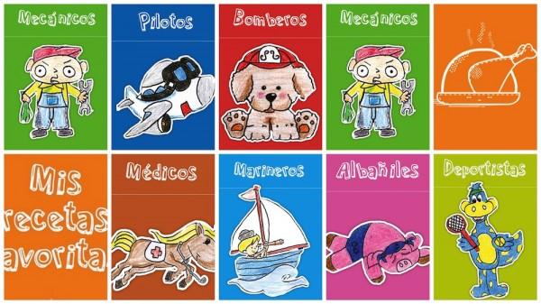 Mis Recetas Favoritas. Libro De Cocina Para Niños