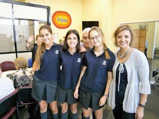 Taller d'estimulació cognitiva amb alumnes de la Oak House School