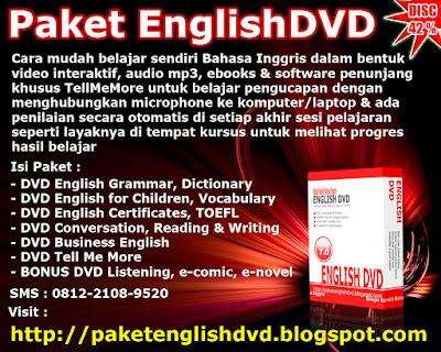 paket englishdvd