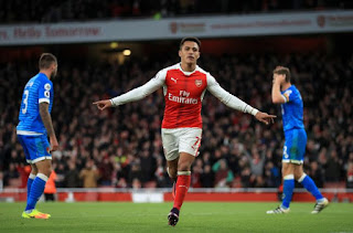 Alexis Sanchez Names Best Football League In the World