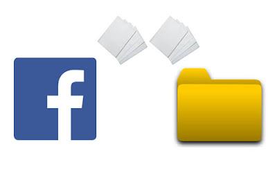نسخة احتياطية من صورك وفيديوهاتك وكل ملفاتك على الفيس بوك