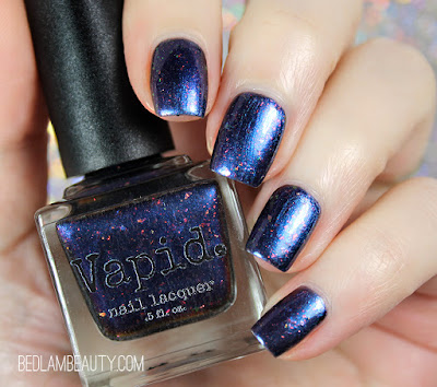 Vapid Lacquer A Little Madness