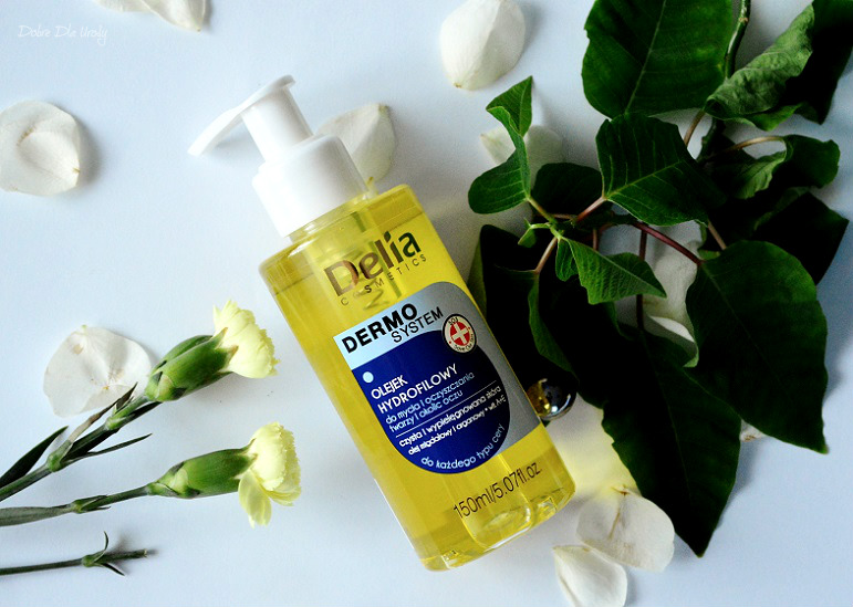 Dermo System Olejek hydrofilowy do mycia i oczyszczania twarzy i okolic oczu recenzja