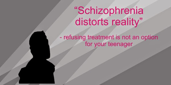 schizophrenia treatment in teenagers