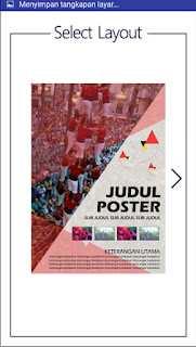 Poster In Hand Membuat Poster tanpa perlu  Belajar Desain
