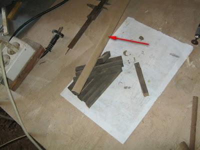заготовка деталей