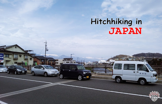 Hitchhike in Japan journeyofalek.com