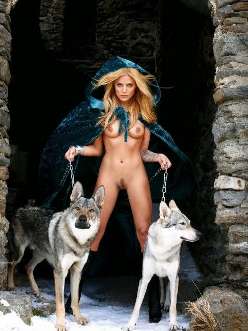 Nacktbilder Von Sophia Thomalla
