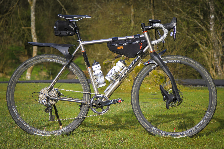 Bike Profile - Kona Rove Ti