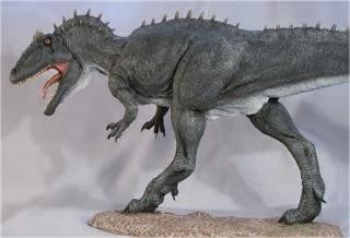 Foto Carcharadontosaurus