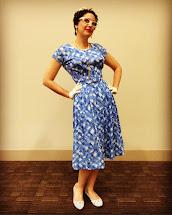 Dressing Retro 1950s Day Dresses