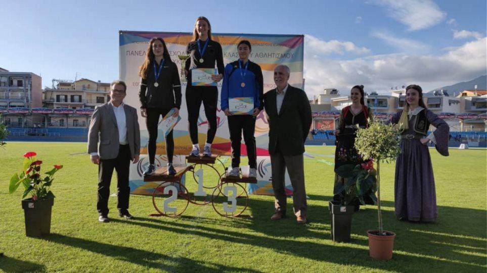 Παγκόσμιο ρεκόρ στο ακόντιο από 17χρονη μαθήτρια στην Χαλκιδική