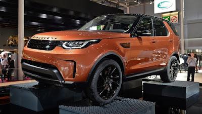 2018 Land Rover Discovery: Critique, Date de Sortie, Prix