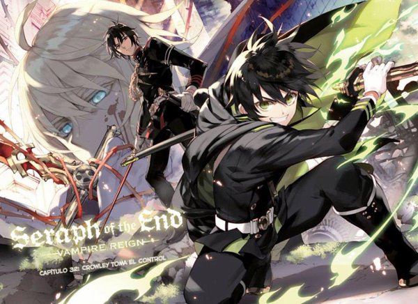 Owari no Seraph BD Subtitle Indonesia Batch