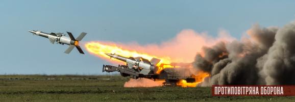 стріляє ЗРК С-125