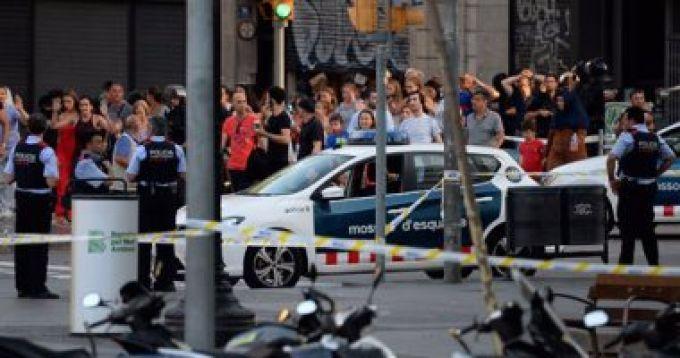 باريس 26 مصابا فرنسيا فى حادث برشلونة بينهم 11 حالتهم حرجة