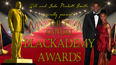 "Slap The Penguin: Jada Pinkett Smith launches ""The Black Oscars"""