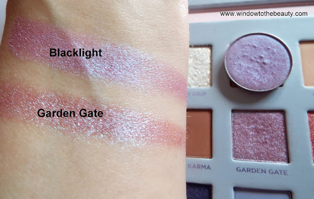 Makeup Geek Blacklight dupe