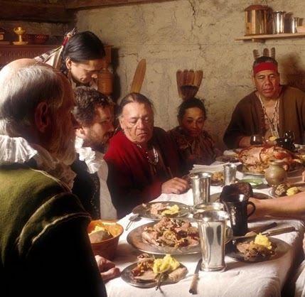 history of thanksgiving - photo #28